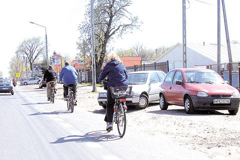 Nowe przepisy dla rowerzyst�w