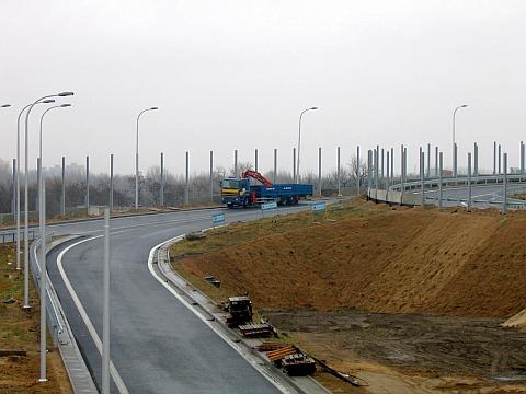 Bielany przera�one wizj� otwarcia mostu