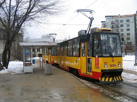 Którêdy tramwajem na osiedle Ruda?
