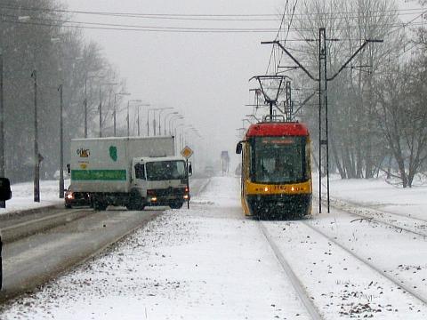 Szybszy tramwaj z Bródna do Wileñskiego