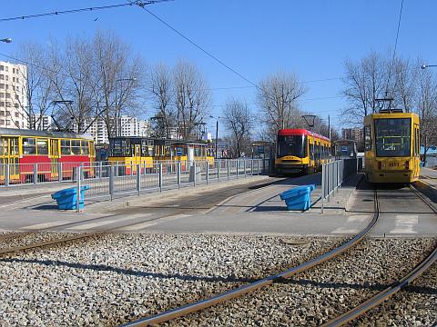 W wakacje osiedle Górczewska bez tramwajów