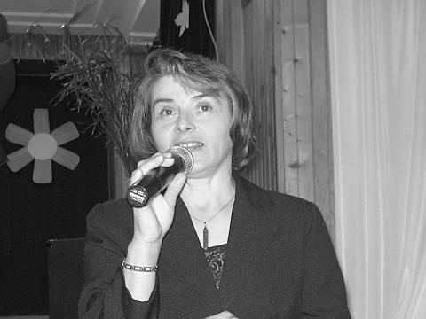Zmar³a Jolanta Sieradz-Starod±b, dyrektor Trzynastki