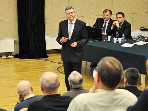 Referendum w sprawie odwo³ania burmistrza w czerwcu