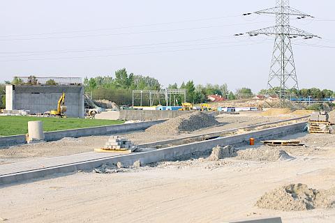 Obsuwa na budowie Gierdziejewskiego