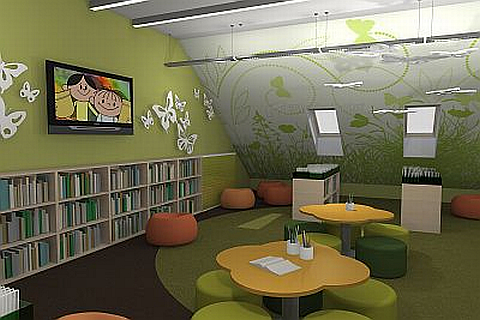 Otwieraj� Zielon� Bibliotek� na Berensona