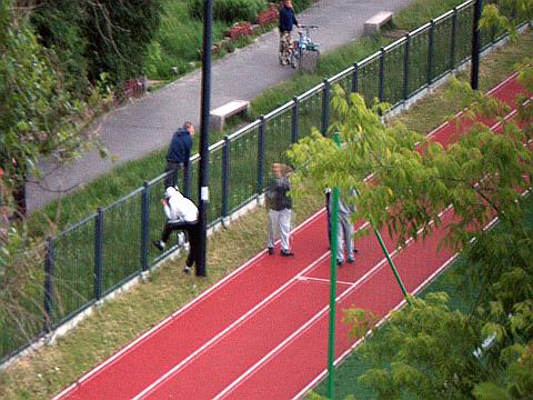 Inny wymiar sportu na Syrence w Marysinie