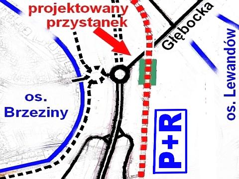 Tramwaj na Zielon± Bia³o³êkê: w tunelu czy na wiadukcie?