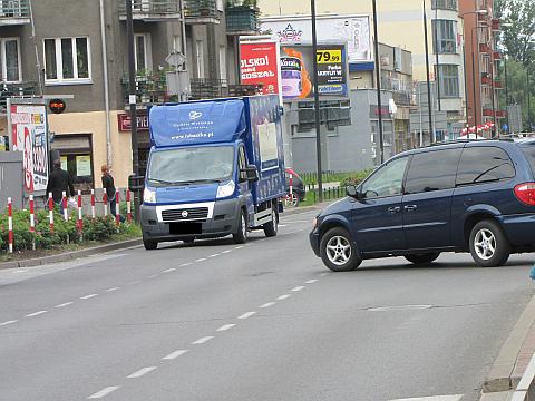 Sukces ¶mierci: bêdzie lewoskrêt z Górczewskiej w Olbrachta