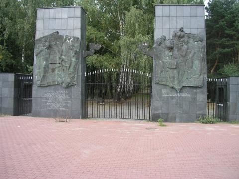 Cmentarz �ydowski musi by� pod ochron�