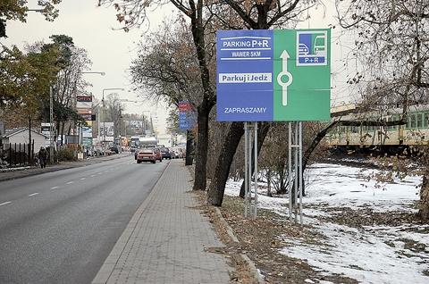 Czy przybêdzie wreszcie parkingów w Wawrze?