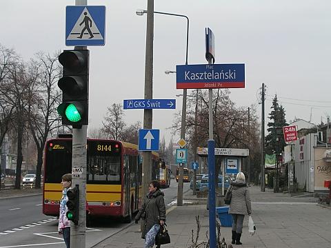 Tramwajowy absurd na Powsta�c�w �l�skich