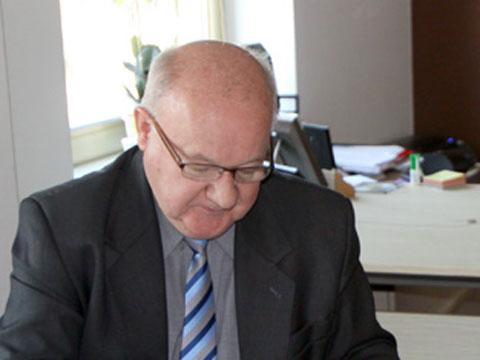 Jaros�aw D�browski wiceprezydentem Warszawy