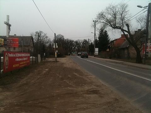 Staruszka zgin�a na G��bockiej. Radna walczy o przebudow� ulicy.