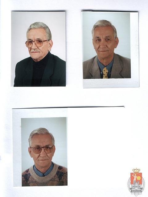 Poszukiwany: 80-letni oszust