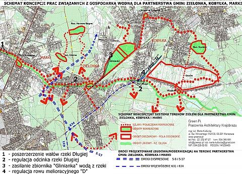 Partnerstwo gmin. Wielkie plany dla doliny rzeki D³ugiej