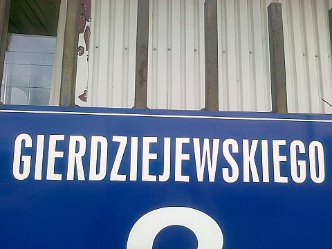 Gierdziejewskiego: szybko do Ursusa, ale za pó³ roku