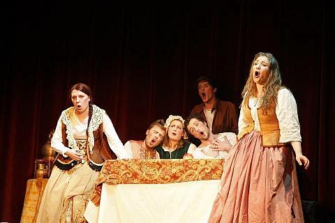 Teatr Pijana Sypialnia, spróbujesz?