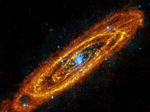 Bia³o³êka odkrywa kosmos w Kobia³ce