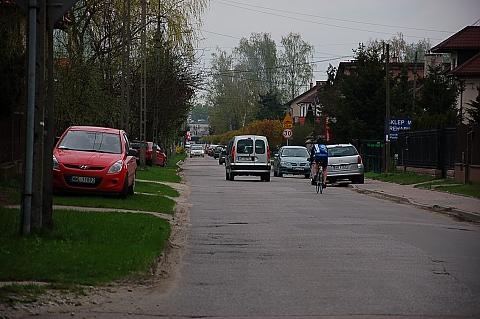 Strategia drogowa okiem mieszka�ca Zielonki