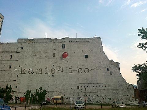 """Zniknie jeden z najwi�kszych murali """"Kamie� i co"""""""