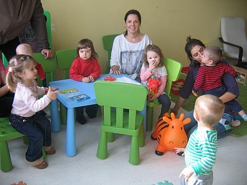 Klub dla rodzin z wymienialni± - mamy to w Wawrze