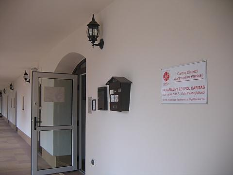 Raz na wozie... Caritas na Tarchominie pomaga piêciuset osobom