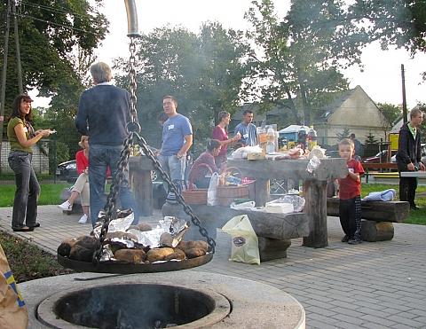 park dworski ii białołęka