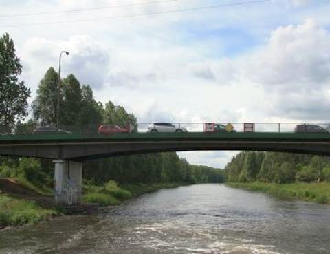 Zamykaj± most nad Kana³em ¯erañskim