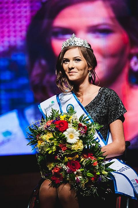 Julia Torla zosta³a Miss Polski na wózku 2014