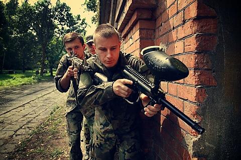Lubisz adrenalin� i zabaw� w wojn�? Nowe miejsce!