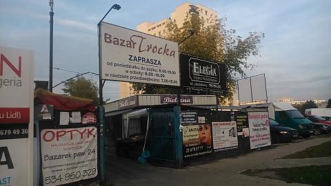 Bazar Trocka na trzy lata trafi na Radzymiñsk±?