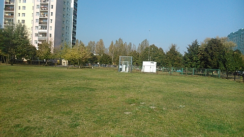 ��obek czy boisko przy To�stoja?