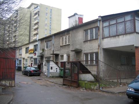 Ostatni pawilon Lecha Grobelnego