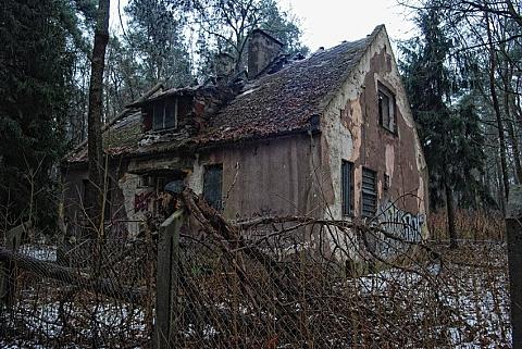 Nawiedzony dom w Aninie przy Tulipanowej?