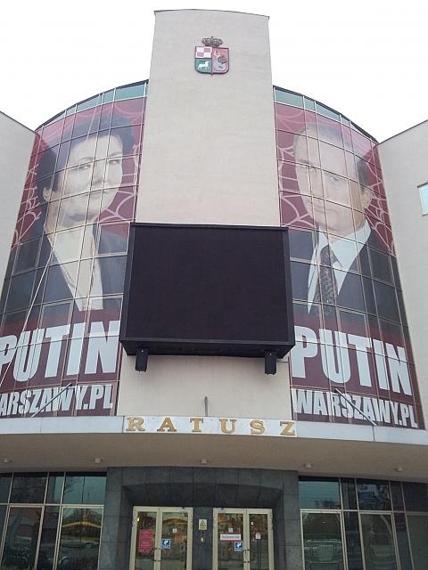 Gronkiewicz-Waltz warszawskim Putinem? Mocny kontratak Zygrzaka
