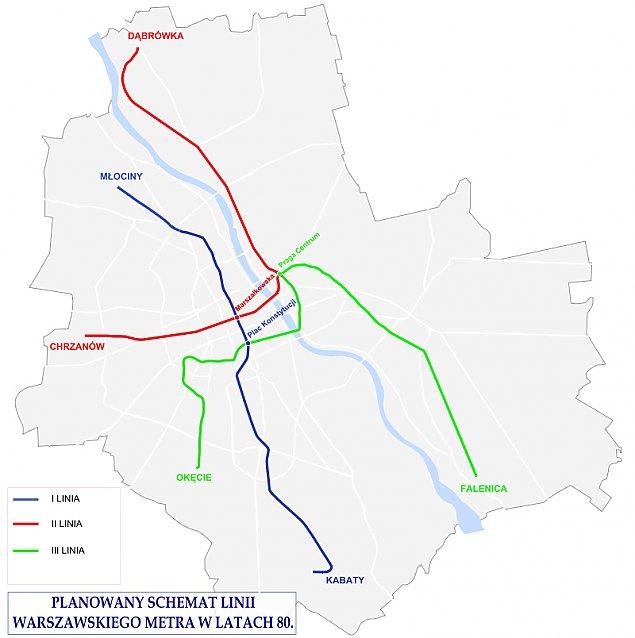 """Metro pod Górczewsk± to b³±d? """"Jelonki na tym strac±"""""""