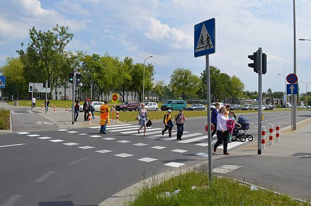 Co trzeci ¶miertelny wypadek w stolicy jest na Bielanach