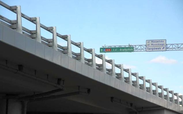 Most Grota otwarty. 705 i 735 na starej-nowej trasie