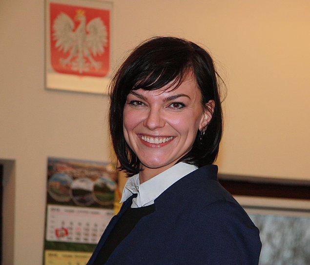 Karolina Adelt-Paprocka dyrektork± BOK-u
