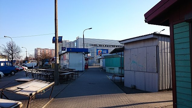 Oto centrum Jelonek. Jak zmieni� okolice hali Wola?