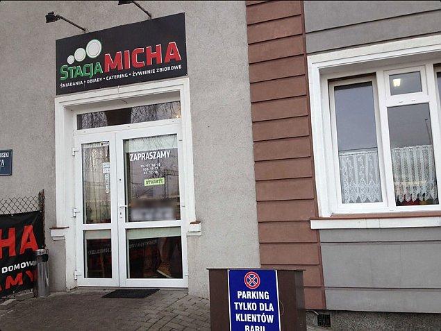 Szlakiem legionowskich barów: Stacja Micha