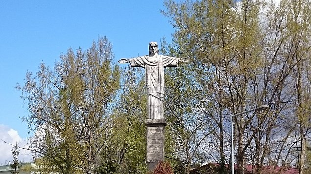 20 lat Chrystusa z Marcelina. Naj³adniejsza rze¼ba Bia³o³êki?