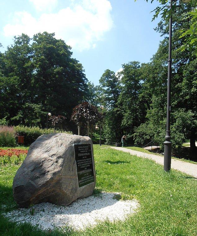 Stawy Kellera - ciekawa historia ma³ego parku