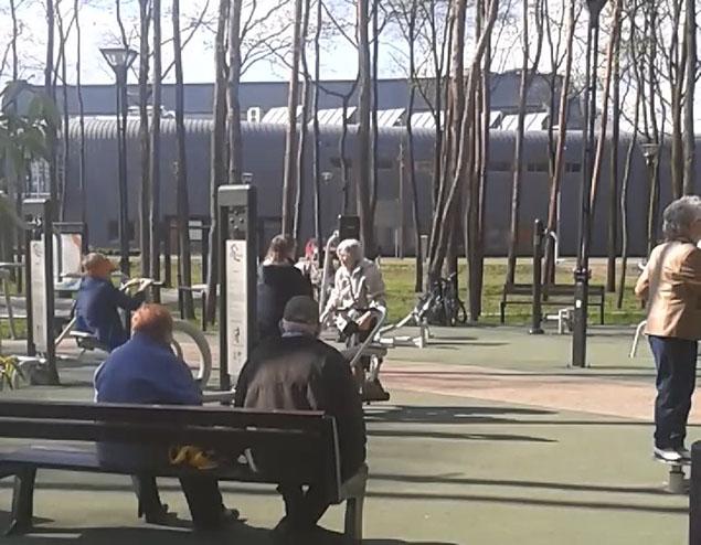 """Park tylko dla senior�w? """"Starszy pan kaza� nam si� wynosi�"""""""
