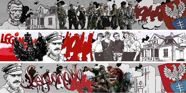 Tu legionowo w legionowie powstanie najduszy mural w polsce for Mural legionowo