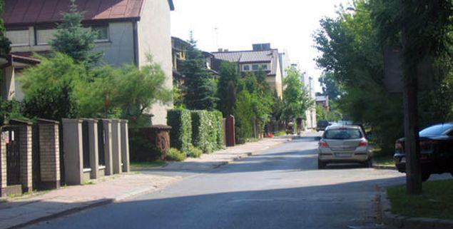 O�miopi�trowy blok obok domk�w, czyli planowanie po polsku