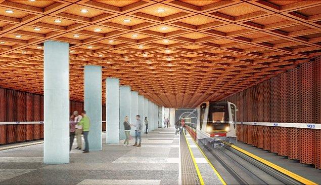 Jaka bêdzie stacja przy ratuszu Bemowa?