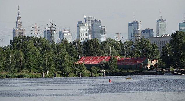 Centrum sportów wodnych na ¯eraniu o krok bli¿ej
