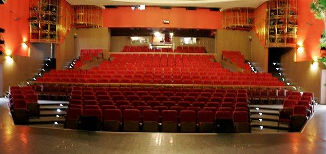 Tak budowano Teatr Targówka
