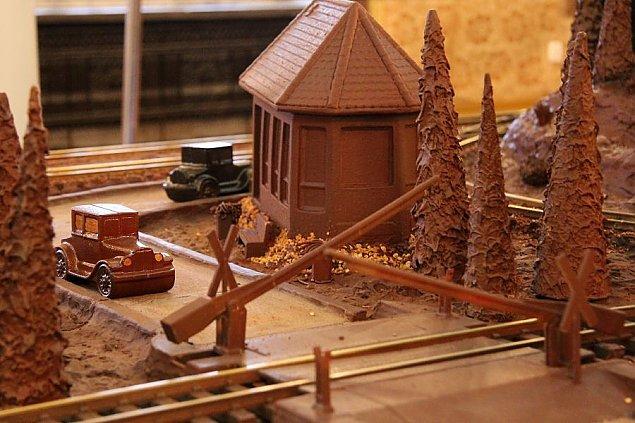 Pó³ tony czekolady na ferie i Walentynki